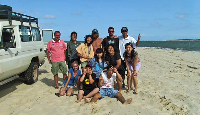 moreton-island-group